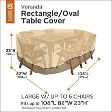 Heavy Duty Patio Furniture Covers by Set Outdoor Furniture Covers Ebay
