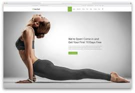 My Top 5 Design Trends For 2017 Flat 15 Design Amp Lifestyle Top 15 Yoga Wordpress Themes For Yoga Studios Fitness Clubs 2017