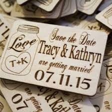 rustic save the date magnets rustic save the date save the date magnet badge save the date