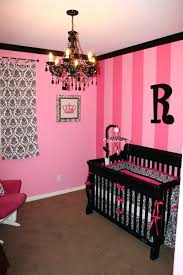 pink nursery ideas pink room with black furniture black white and pink bedroom