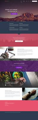 free website for home design pex a free website home page photoshop psd an image heavy and