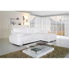 canapé d angle droit pas cher canapé d angle convertible vosda vii blanc angle droit achat