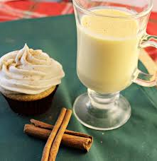 Southern Comfort Vanilla Spice Eggnog Eggnog Spice Cupcakes Spiced