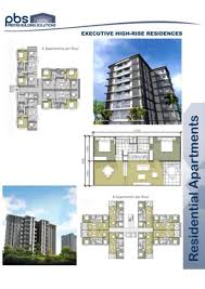 High Rise Floor Plans by Pbs Sample Plans
