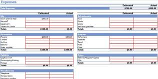 Excel Monthly Budget Template Financial Budget Template Spreadsheet Exle Profit And Loss