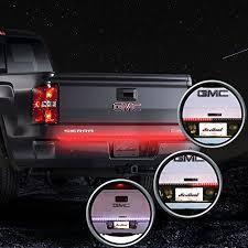 60 inch led light bar mictuning 60 inch truck tailgate light bar led red white https