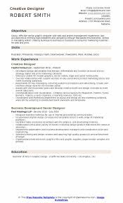 designer resume samples examples and tips
