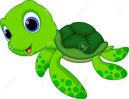 cute baby turtle cartoon royalty free cliparts vectors and stock