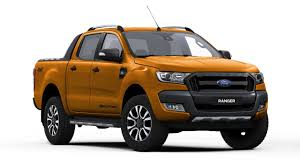 Yellow Ford Ranger Truck - sound ford ford news
