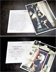 Wedding Postcards 75 Excellent Examples Of Creative Postcards Design