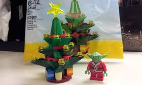 lego christmas tree polybag