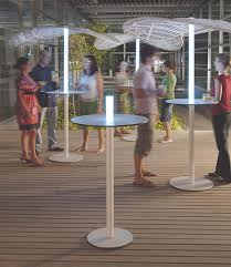 Lighted Patio Umbrella Lighted Patio Umbrella Led Umbrellas By Punt Mobles