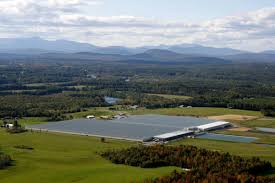 Backyard Farms Central Maine Utility Plans Solar Project To Serve One Fifth Of