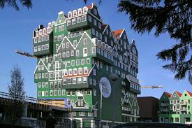 functional but weird and wacky architecture