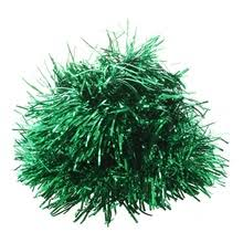 green tinsel garland promotion shop for promotional green tinsel