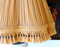 lamp shades vintage etsy uk