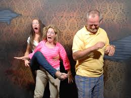faces of fear caught on haunted house camera sfgate