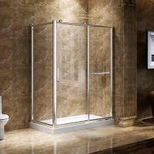 corner shower glass walls winslow corner shower doors shower