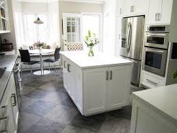 Kitchen Nook Ideas Kitchen 10 Classic Lines Breakfast Nook Idea Homebnc 2 Kitchen