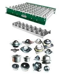 roller ball table top ball transfer units and conveyor systems transfers tables