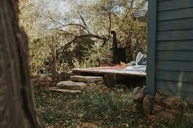 Rustic Cabin Chameleon Rustic Cabin Camping