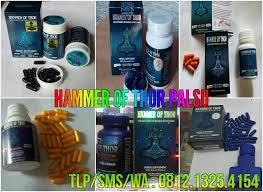 jual obat pembesar alat vital hammer of thor asli