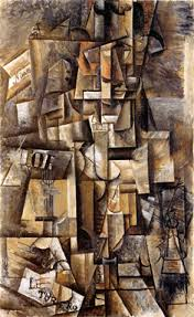 Picasso Still Life With Chair Caning 1912 Constructed Realities Of Cubism