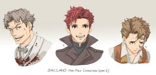 baccano baccano characters part 11 by nicolecover on deviantart