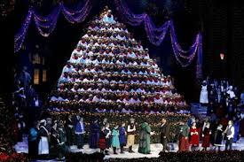 singing christmas tree show will go on despite theft of singing christmas tree lights