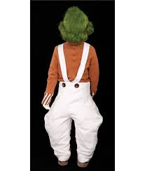 Oompa Loompa Costume Oompa Loompa Costume From Willy Wonka U0026 The Chocolate Factory