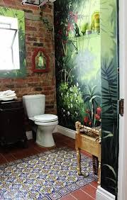 wallpaper designs for bathrooms 430 best home and decor images on home ideas for the