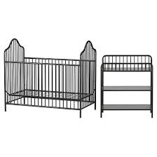 Crib And Changing Table Crib Changer Combo Cribs Target