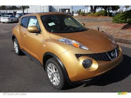 gold nissan car 2013 atomic gold nissan juke sv 75611347 gtcarlot com car