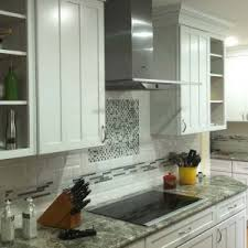 Premier Kitchen Cabinets Kraftmaid Shaker Style White Kitchen Cabinets White Granite
