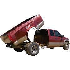 pierce arrow pickup truck dump hoist kit u2014 4 000 lb capacity
