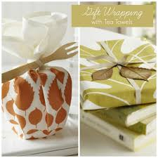 kitchen tea present ideas wrapping towels for a gift home decorating interior design