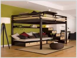 King Bunk Bed Stunning Bunk Bed With Desk For Adults King Size Bunk Beds For