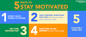 5 ways to stay motivated talent design potential