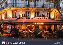 bureau de change boulevard germain coffee house in stock photos coffee house in