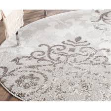 Ivory Area Rug Frizzell Silver Ivory Area Rug Reviews Birch