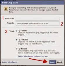 membuat facebook yg baru cara membuat grup di facebook cara membuat akun