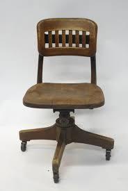 wooden rolling desk chair antique wooden swivel desk chair antique furniture