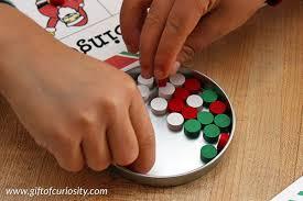 christmas bingo game free printable gift of curiosity