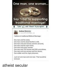 Traditional Marriage Meme - 25 best memes about 300 marriage and prison 300 marriage