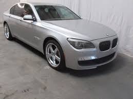 2010 used bmw 7 series 750i xdrive at innovative auto serving