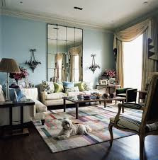 mirror wall decoration ideas living room home interior design