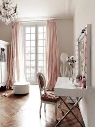 Blush Pink Curtains Pink Drapes Bedroom Decor