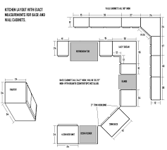 Standard Size Of Kitchen Cabinets by Kitchen Cabinet Height