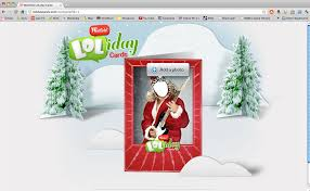 westfield loliday cards chris mead copywriter