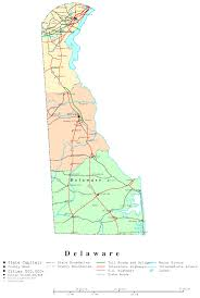 Delaware Ohio Map by Delaware Printable Map